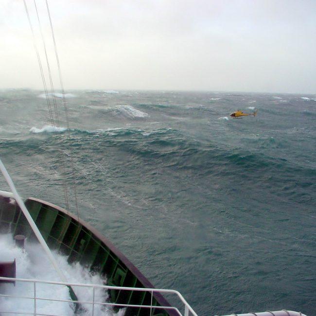 23 janvier 2002 mer d'Iroise