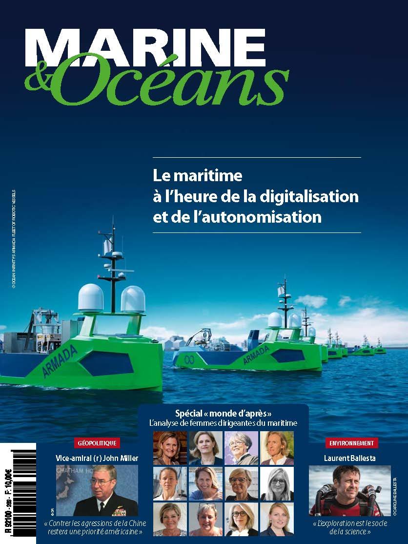 Marine et océans Oct 2020