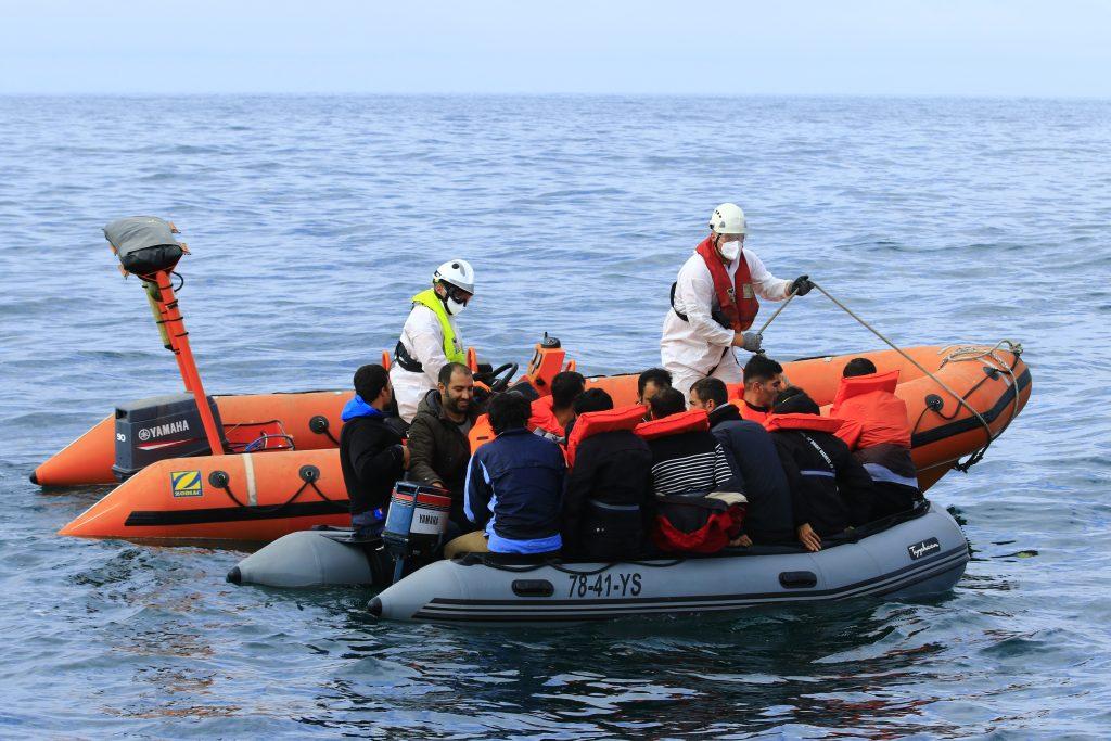 Sauvetage migrants