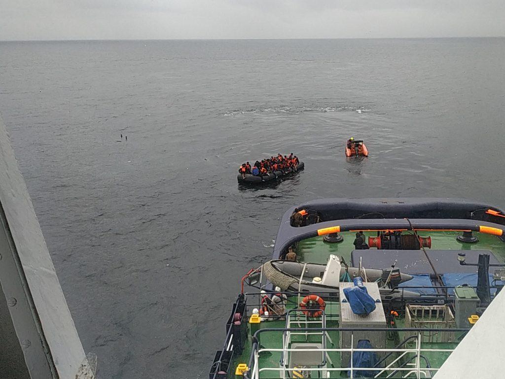 Opérations de récupération en forte augmentation dans le Pas de Calais