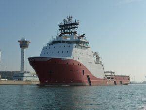 Le Diamond au départ du Havre